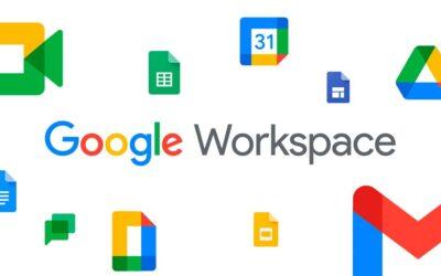 Corso di formazione di Google Workspace