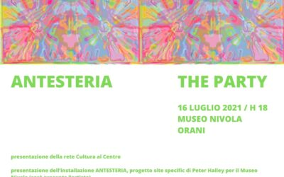 ANTESTERIA – THE PARTY