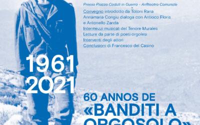 """1961-2021: 60 ANNOS DE """"BANDITI A ORGOSOLO"""""""
